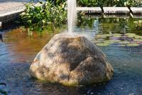 Garten ausstatten mit Naturstein: Geht nicht gibt es nicht. individuell und kreativ.